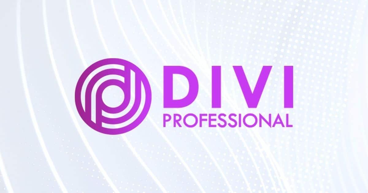 Divi-professional