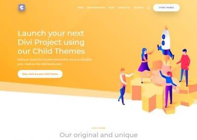 Creative Child Themes