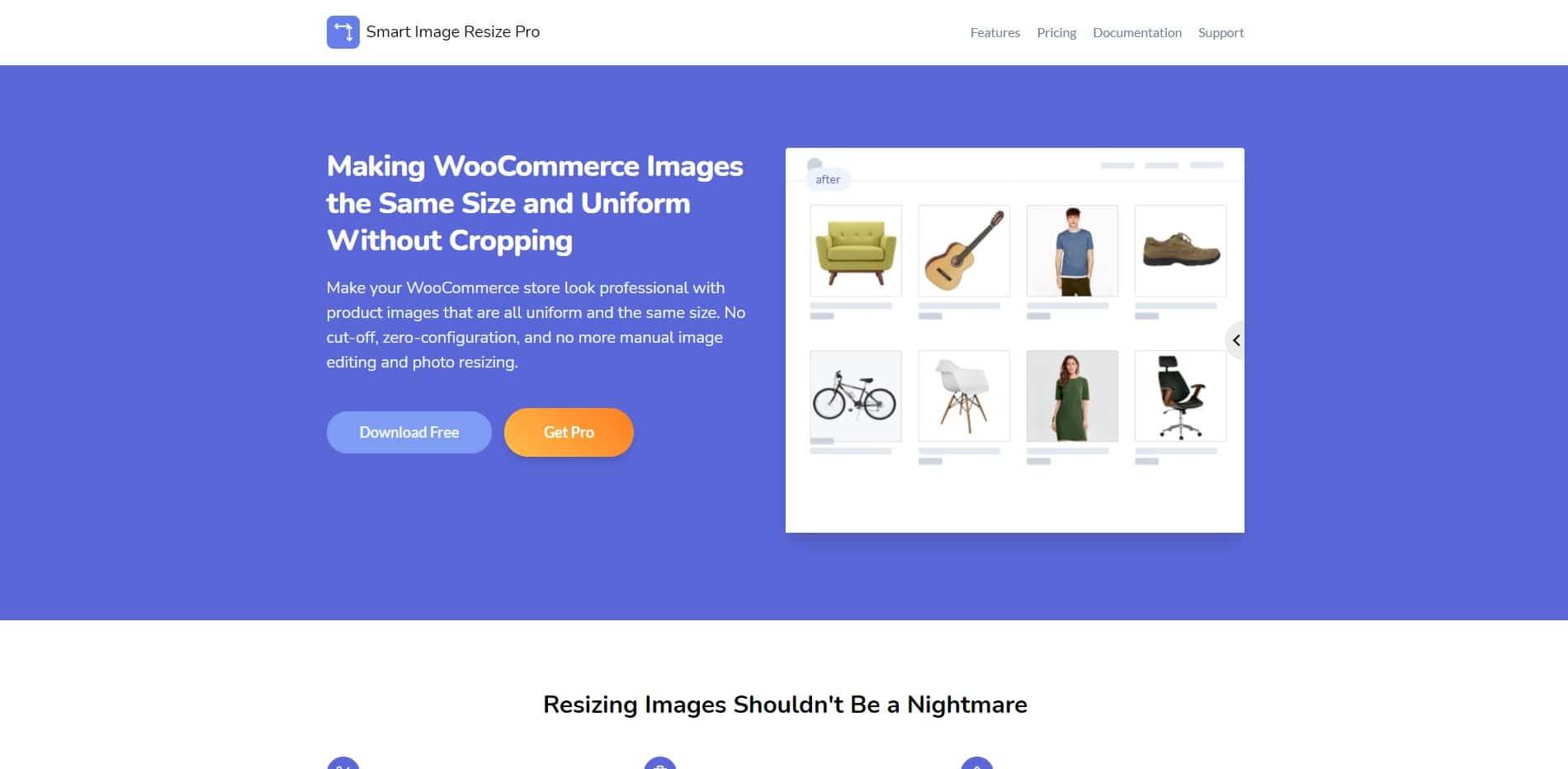 Smart image resize pro