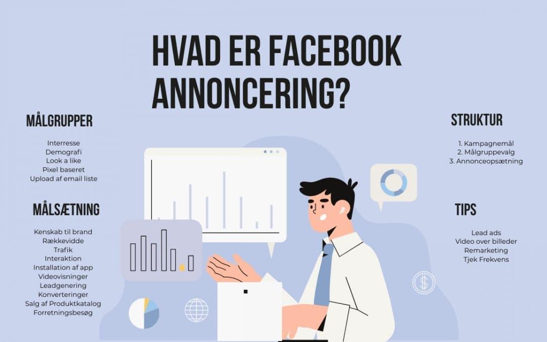 Hvad er Facebook annoncering?