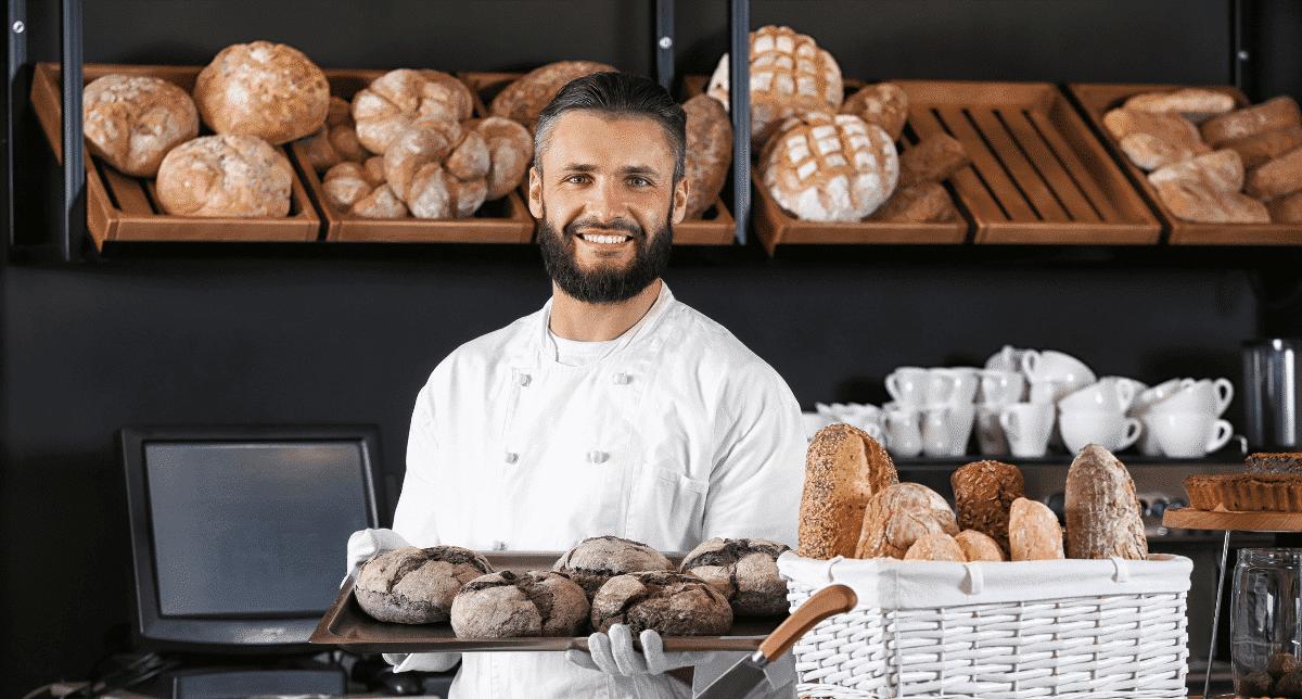 Markedfoering-af-en-bager