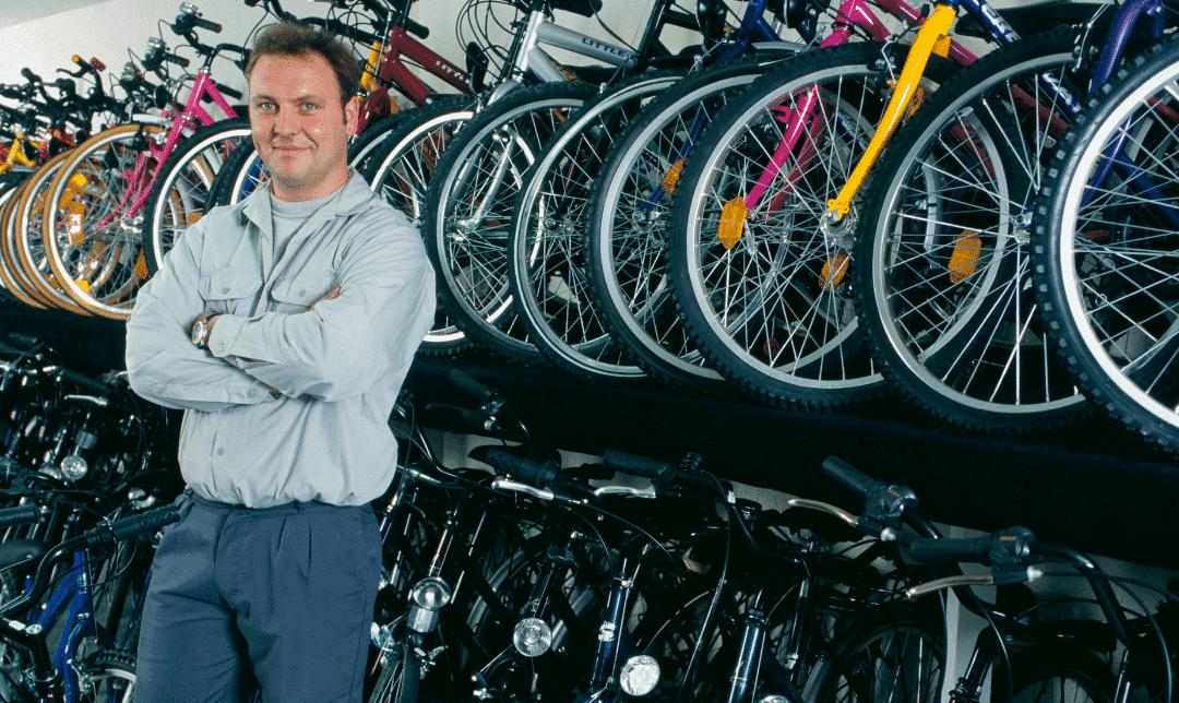 Markedsføring af Cykelbutik