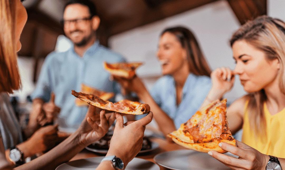 Markedsføring af et Pizzeria